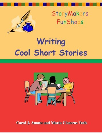 Writing Cool Short Stories textbook - Carol J. Amato, Author