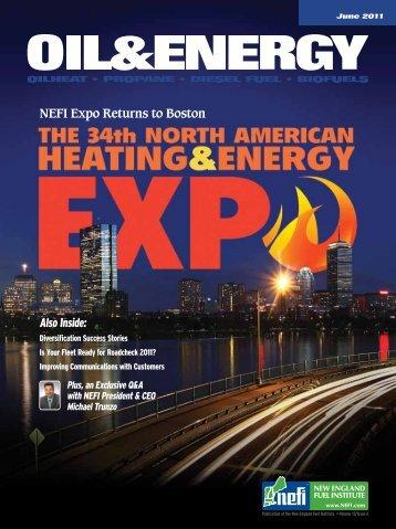 NEFI Expo Returns to Boston Also Inside: - PriMedia