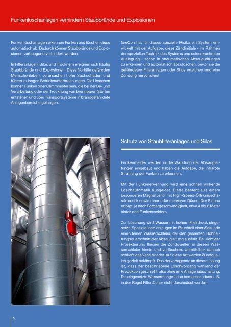GreCon Brochure