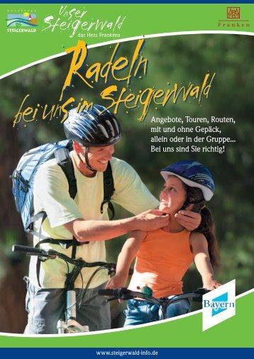 Steigerwald Radeln - Steigerwald Panoramaweg