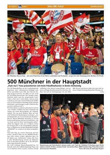 500 Münchner in der Hauptstadt - BIGREDS