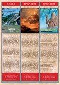 EINZIGARTIGE KULTURREISEZIELE - Cab-Artis - Seite 3