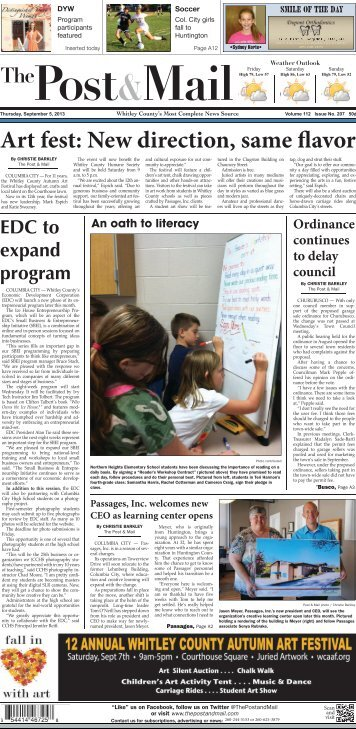 THURSDAY EDITION.pdf - The Post and Mail