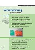 Arbeitssicherheit in Gewächshäusern - SVLFG - Seite 6