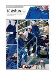 BE WorkLine– Polyester - Brødrene Engelbredt A/S