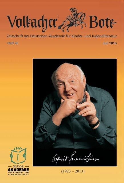 Volkacher Bote 98 (2013) - Deutsche Akademie für Kinder