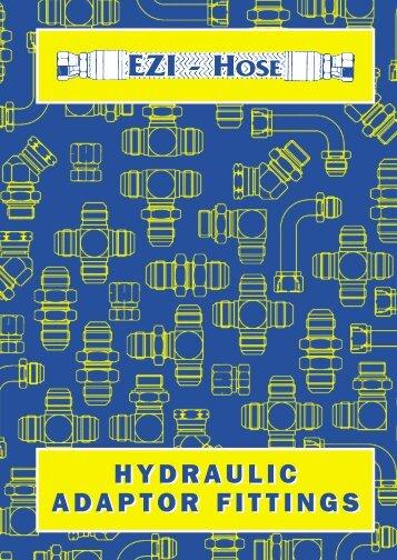 hydraulic adaptor fittings hydraulic adaptor fittings - Ezi-Hose Hose ...