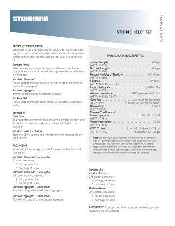 Stonproof 174 Me7 Stonhard
