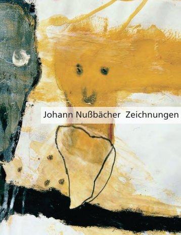 Johann Nußbächer Zeichnungen - Nussbaecherjohann.com