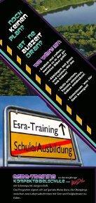 Esra-Training-Flyer - Wort des Lebens - Seite 2