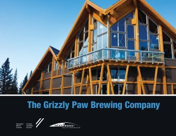 The Grizzly Paw Brewing Company - Wood-Works