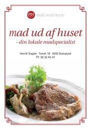 mad ud af huset - Henrik Slagter
