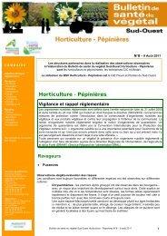 Horticulture - Pépinières - Chambre régionale d'agriculture Midi ...