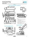 Horizontal Plug - AVX - Page 4