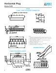 Horizontal Plug - AVX - Page 5