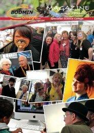 Summer 2011 Magazine - Bodmin College