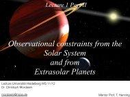eccentric planets