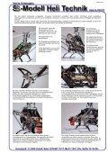 Demnächst erhältlich: Robbe 4S, 3D-Helikopter, Nr: S2621 - Seite 2
