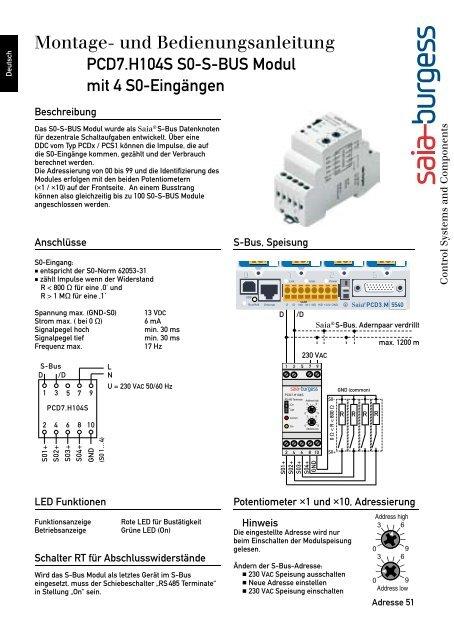 Montage- und Bedienungsanleitung