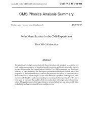 BTV-11-004 - CERN Document Server