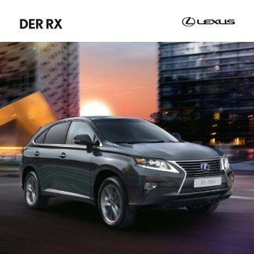 DER RX - Lexus