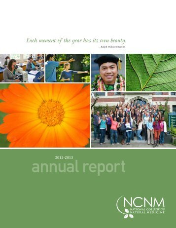 Download - National College of Naturopathic Medicine