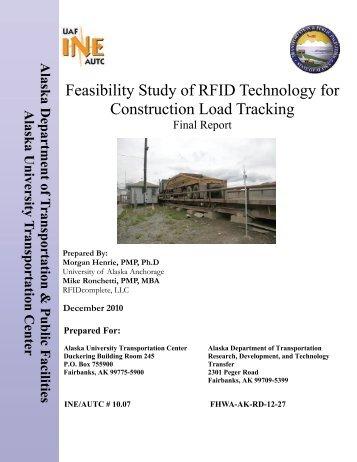 RFID Final-DW - Institute of Northern Engineering