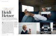 Zeitreise mit Heidi Hetzer - Friebe, Sabine