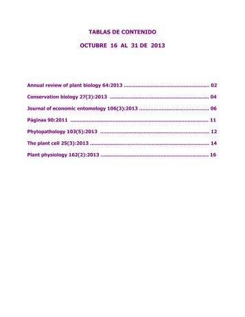 Octubre 15 2013