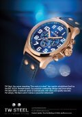 "TW Steel, the name meaning ""The watch in steel"" has rapidly ... - Page 3"