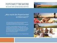 FOTOWETTBEWERB - Raiffeisenbank Rupertiwinkel eG