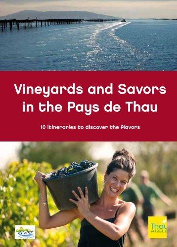 Vignobles et Saveurs en pays de Thau Vineyards and Savors in the ...
