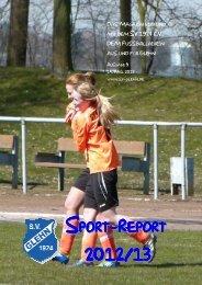 Sport-Report 9 14-04-2013 - SV 1924 Glehn eV