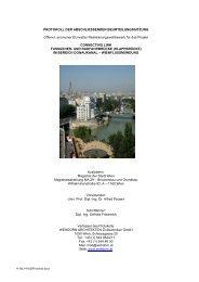 Protokoll der Sitzung des Preisgerichts vom 27.01.2010