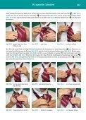 Krawatten binden - Didamed Verlag GmbH - Seite 5