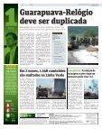 Acordo garante duplicação de Guarapuava a Relógio - Metro - Page 2