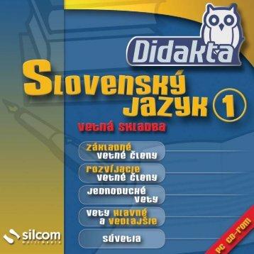 slovensky jazyk-1-SK.indd - Sme