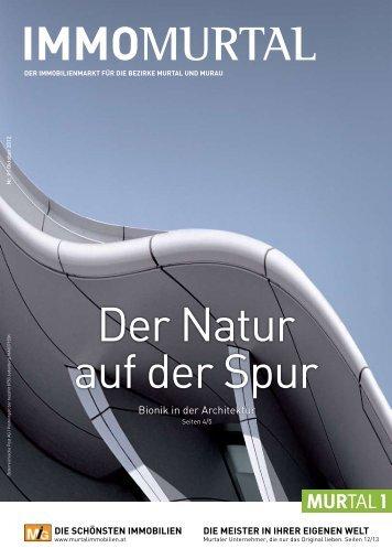 Bionik in der Architektur - Murtal 1