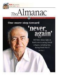 One more step toward - Almanac News