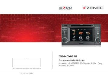 ZE-NC4612 - Zenec