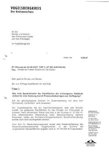 VOGELSBERGKREIS - Die LINKE Vogelsberg
