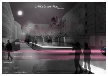 L.-Fritz-Gruber-Platz - bob-architektur