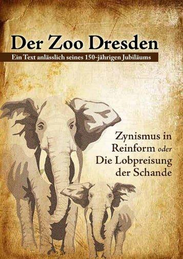 Zoo Reader: PDF download - die tierbefreier eV