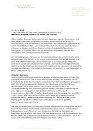 Maronihof Bregenz - Vision Rheintal