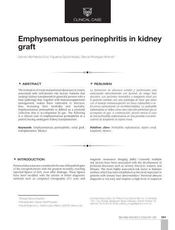 10_cc_perinefritis_e.. - revista mexicana de urología
