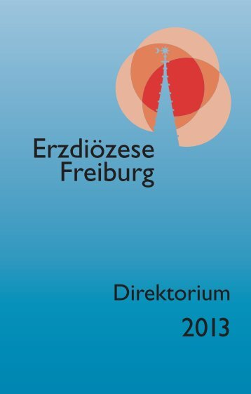 Direktorium-2013.pdf - Erzbistum Freiburg