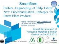 Smartfibre - Tekes