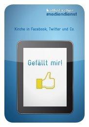 Kirche in Facebook, Twitter und Co.