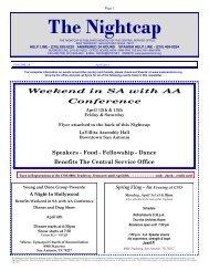 Nightcap April 2013.pdf - Central Service Office of San Antonio