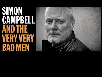 Media Kit - Simon Campbell Music